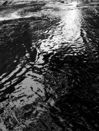 WATER 1 B & W